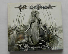 GOD DETHRONED The lair of the white worm GERMANY digipak CD+DVD METAL BLADE(2004