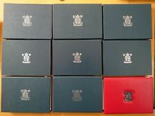 More details for royal mint proof sets 1983 to 1997 choose your year / case