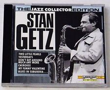 Jazz Collector Edition by Stan Getz (CD, 1991)