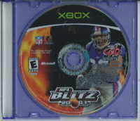 🔥🔥🔥 NFL Blitz 20-03 (Microsoft Xbox, 2002) (Game Only) 🎮🎮🎮