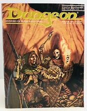 Dungeon Magazine : Issue 53 Vol lX, NO 5 Adventures For Role-playing Games