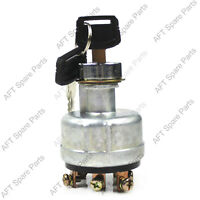 Aftermarket Ignition Switch for Hitachi Excavator EX100 EX120 EX200