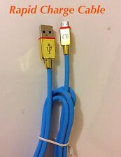 Genuine Fast Charge USB Data Lead Cable For Samsung Galaxy S5 S6 S7 S6&S7 Edge