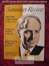 Saturday Review December 17 1955 LAURENS van der POST ELMER RICE