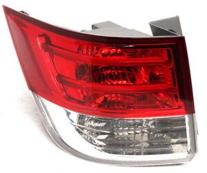 OEM Honda Odyssey Left Driver Side Tail Lamp Bare 33550-TK8-A11