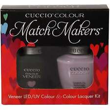 Cuccio Positivity Spring 2017 Veneer UV/LED Match Maker Set I Am Beautiful 13ml