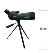 Waterproof  SVBONY 20-60x60 Spotting Scope w/ Tripod Soft Case AS