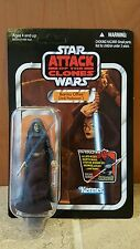 Star Wars VC51 BARRISS OFFEE Female Jedi Padawan Vintage Collection Lot #51