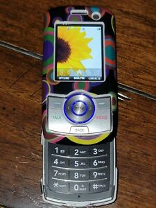 LG LX370 silver sprint slider phone, still works great. Device Operates great