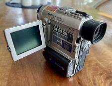 New ListingSony Digital Handycam Dcr-Pc100 MiniDv Camcorder