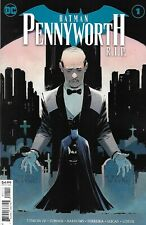 Batman Pennyworth RIP Comic 1 Cover A Lee Weeks 2020 James Tynion Peter Tomasi