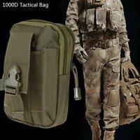edc molle la tactique oxford fanny pack sac sac coup de poche ceinture sacs