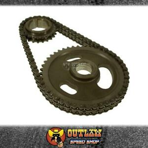 """MELLING TIMING CHAIN SET FITS SB CHRYSLER 318-340-360 .200""""DOUBLE ROW CHAIN"""