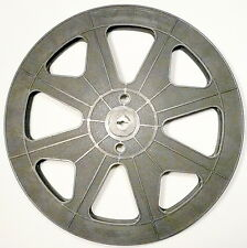 "35MM BLACK  14"" PLASTIC 2000' REEL * - Hollywood Wall Decorations, Movie Rooms"