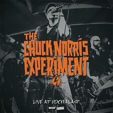 THE CHUCK NORRIS EXPERIMENT Live At Rockpalast LP . punk rock turbonegro zeke