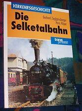 Die SELKETALBAHN - Gernrode Eisfelder Talmühle # transpress Verkehrsgeschichte