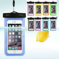 Waterproof Underwater Case Cover Bag Dry Pouch for Mobile Phone iPhone Samsung
