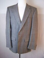 Vintage Burberry's Casual Gray Two Button Down Suit & Dress Pants Men's