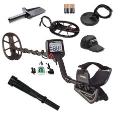 Makro Racer 2 Detector Pro Package with Pulsedive Pointer, Digging Tool, and Hat