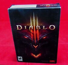 Diablo III 3-Blizzard 2012 * New sealed *