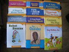Houghton Mifflin Journeys Leveled~5th Grade  HUGE LOT~28 sets of 6 booklets each