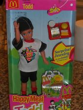 1993 BARBIE HAPPY  MEAL TODD - TWIN BROTHER OF STACIE !!