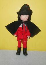 "8"" Madeline's Friend Pepito Toy Poseable Doll Figure Learning Curve 2002"