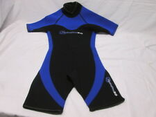 HydroPro 3.0 Adult Short Sleeve Wetsuit XS Unisex