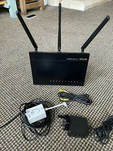 ASUS DSL-AC68U 1900 Mbps 10/100 Wireless AC Router (DSLAC68U)