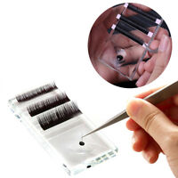 New Eyelash Extensions Adhesive Glue Holder Pallet Crystal Stone Makeup Tools--
