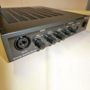 Roland SRA-5050 Mixing Stereo Amplifier good condition