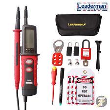 Metrel tuttofare più tek950 W / leaderman lockout / OFF KIT los-k1 per MCB / dell' isolante