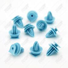 10x lote de viento wasserabweiser clips de fijación para honda * nuevo *