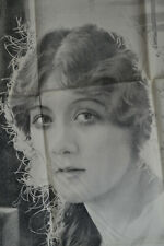 MARY PICKFORD ORIGINAL LITHOGRAPHIC FILM POSTER ANIMA LITHO COMPANY C. 1920's