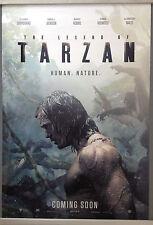 Cinema Poster: LEGEND OF TARZAN, THE 2016 (Adv One Sheet) Alexander Skarsgård