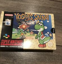 Super Nintendo Yoshi's Safari Pal Version