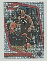 2018-19 Panini Threads DAZZLE Parallel #74 KYLE LOWRY Toronto Raptors RETAIL