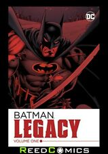 BATMAN LEGACY VOLUME 1 GRAPHIC NOVEL (264 Pages) Collects The Crossover Issues