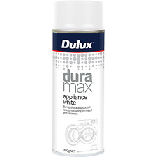 Dulux Duramax 300g Appliance White Spray Paint
