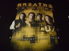 Breathe Carolina Tour Shirt ( Used Size L )  Good Condition!!!