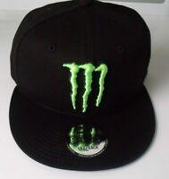 Monster Energy New Era 9Fifty  Snapback Hat Cap **NEW**