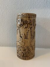 Disney Star Wars Galaxy Edge Oga's Cantina Yub Nub Endor Tiki Mug - 1st Edition
