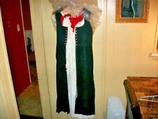 Museum Replicas Windlass Fair Maiden Overdress Bodice Dress Renaissance Size S