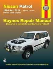 nissan patrol service manual free download