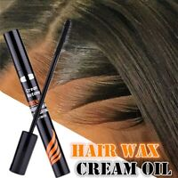 Broken Hair Finishing Cream Shaping Lasting Modeling Fixed Messy Hair Wax Stick