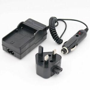 SB-L110A SB-L160 SBL160 Battery Charger for SAMSUNG VP-L800 VP-W60 VP-W90 UK NEW
