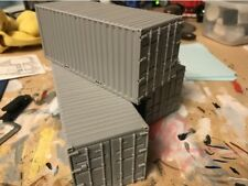 Shipping Container 92x40x40mm 40k Legion Terrain Scenery Tabletop