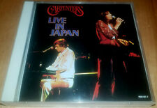 Carpenters ‎– Live In Japan Live Double CD  Audio Master Plus Series