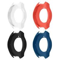 Silicone Smart Watch Screen Case Cover Protector for Samsung Gear S3 Frontier