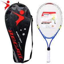 1PC REGAIL Kinder Tennisschläger Trainingsschläger mit Tragetasche Geschenk U9W2